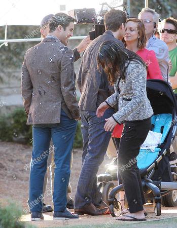 Darren Criss, Matthew Morrison, Lea Michele, Jayma Mays