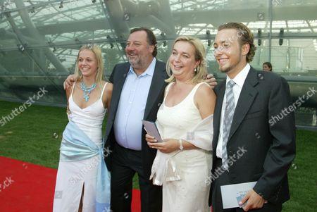 Werner Grissmann and Family