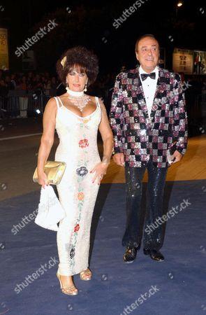 MARINA CASTELNUOVO AND HUSBAND