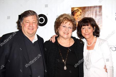 Kirk Simon, Lin Arison, Karen Goodman