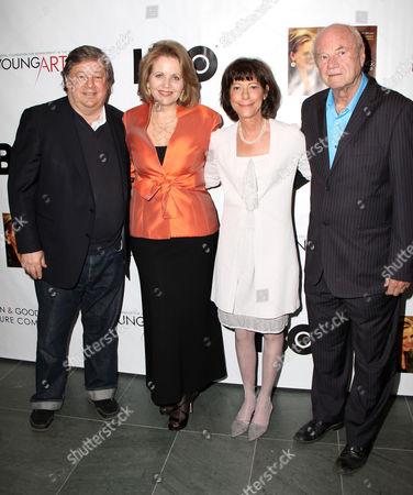 Kirk Simon, Renee Fleming, Karen Goodman, James Rosenquist