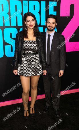 Editorial picture of 'Horrible Bosses 2' film premiere, Los Angeles, America - 20 Nov 2014