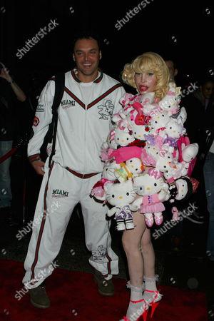 Amanda Lepore and David La Chapelle