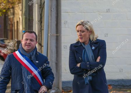 Marine Le Pen, Steeve Briois