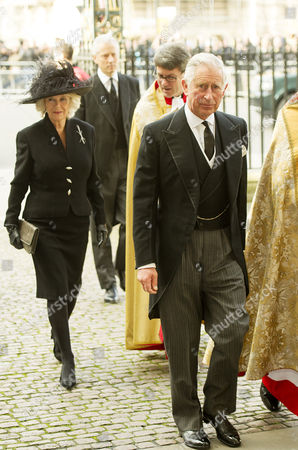 Prince Charles and Camilla Duchess of Cornwall