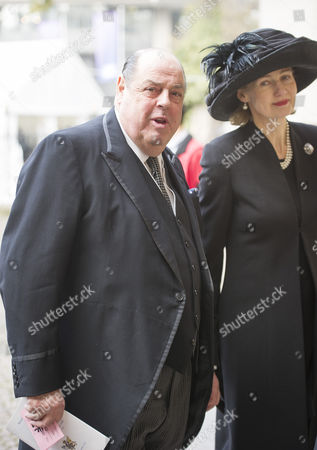 Editorial picture of A Service of Thanksgiving for the Life of the Lady Soames LG DBE at Westminster Abbey, London, Britain - 20 Nov 2014