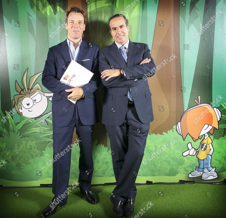 Joel Cadbury and Xavier López Ancona