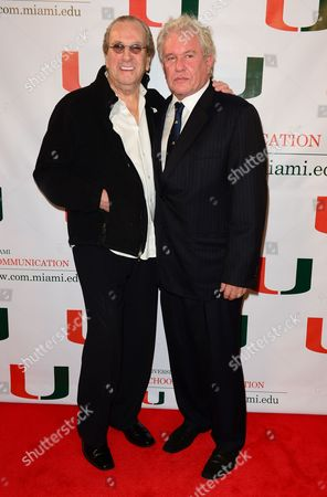 Stock Picture of Danny Aiello and Tom Berenger