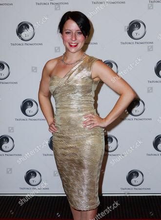 Editorial photo of TriForce Short Film Festival, Gala Ceremony, London, Britain - 22 Nov 2014
