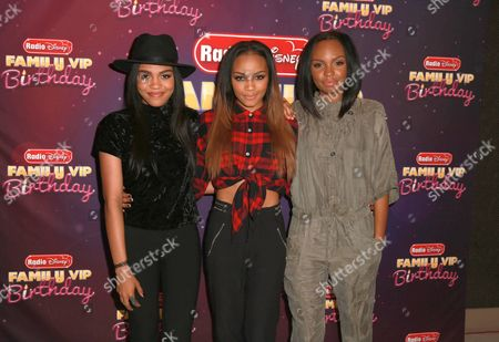 China Anne McClain, Lauryn Mcclain and Sierra Mcclain