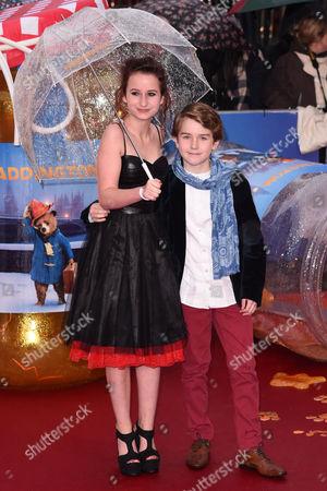 Madeleine Harris and Samuel Joslin