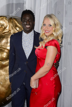 Andy Akinwolere and Laura Hamilton