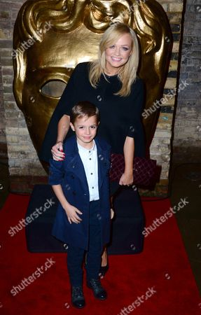 Emma Bunton and Beau Lee Jones