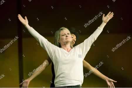 Patricia Bardon as Mary Magdalene, Stephanie Berge as Mary (Dancer),
