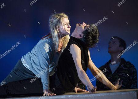 Patricia Bardon as Mary Magdalene, Parinay Mehra as Lazarus (Dancer)