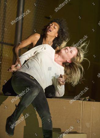 Stephanie Berge as Mary (Dancer), Patricia Bardon as Mary Magdalene,