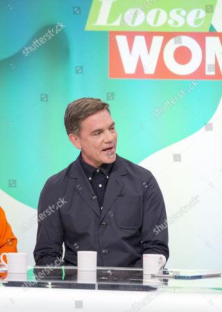 Editorial image of 'Loose Women' TV Programme, London, Britain. - 24 Nov 2014