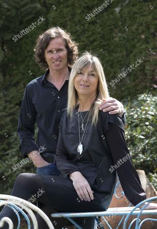 Stefan Glowacz and wife Tanja Valérien-Glowacz