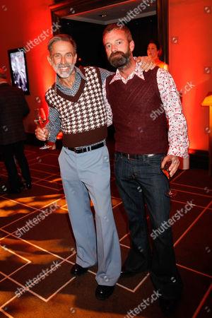 Ben De Lisi and Gerardo Vidaurre