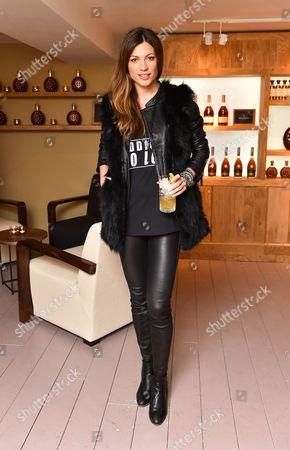 Editorial photo of La Maison Remy Martin Launch Party, London, Britain - 24 Nov 2014