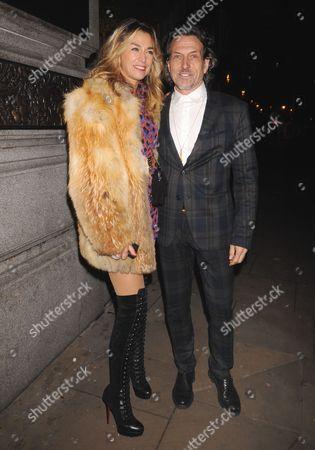 Anastasia and Stephen Webster