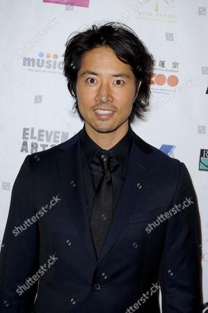 Stock Image of Kane Kosugi