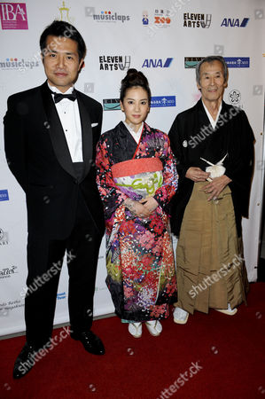 Editorial photo of 'Uzumasa Limelight' film premiere, Los Angeles, America - 24 Nov 2014