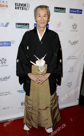Editorial picture of 'Uzumasa Limelight' film premiere, Los Angeles, America - 24 Nov 2014