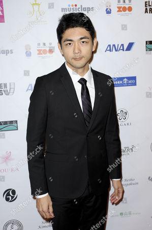 Editorial image of 'Uzumasa Limelight' film premiere, Los Angeles, America - 24 Nov 2014