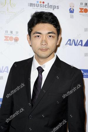Stock Image of Yuki Matsuzaki