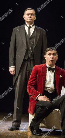John Gordon Sinclair as Jeeves and James Lance as Bertie Wooster