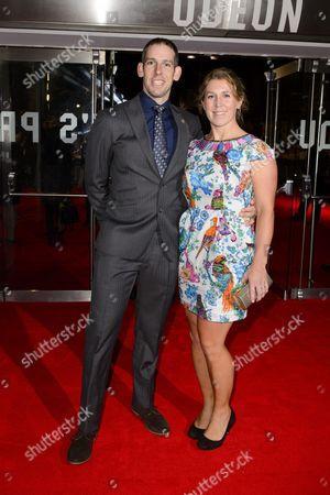 Editorial picture of 'Unbroken' film premiere, London, Britain - 25 Nov 2014