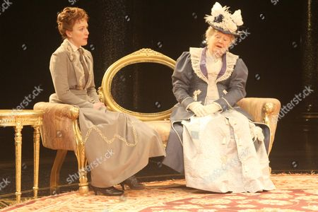 Laura Rogers as Lady Chiltern & Patricia Routledge as Lady Markby