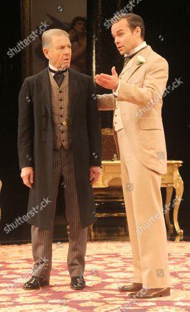 Edward Fox as The Earl of Caversham, Jamie Glover as Lord Goring