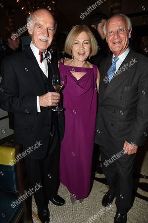 Anton Mosimann, Gillian de Bono and Nigel Massey