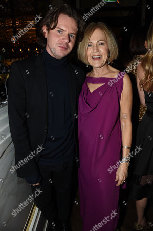 Christopher Kane and Gillian de Bono