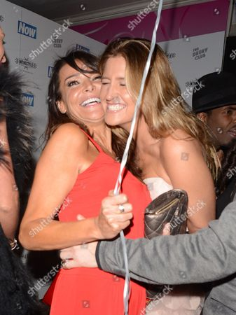 Lizzie Cundy and Cheska Hull