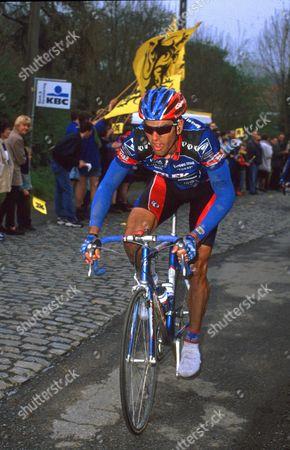 Tour of Flanders - Frankie Andreu (USA) US Postal Service Team