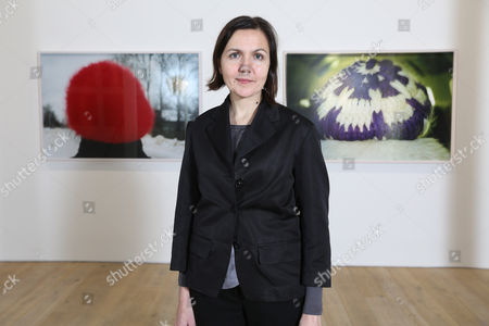 Editorial photo of Olga Chernyskeva art exhibition at The Pace Gallery, London, Britain - 25 Nov 2014