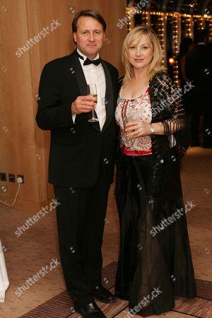 Gary Webster and Wendy Turner-Webster