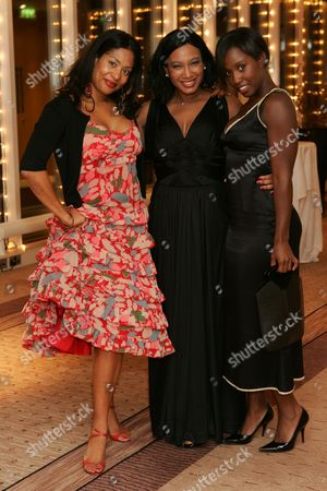 Lisa I'Ansen, Dee C Lee & Michelle Gayle