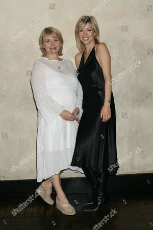 Rebecca Lacey and Claire Goose