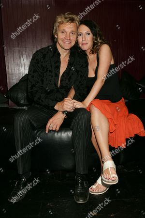 Stock Image of Michael Mckell and Hannah-Jane Fox