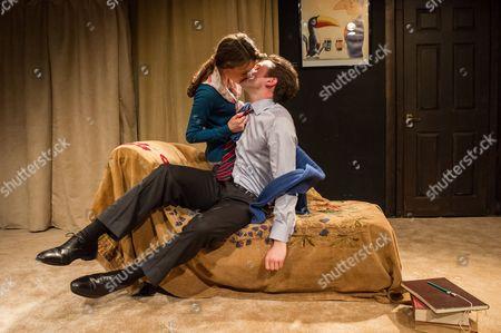 Christopher Leveaux (Julian), Poppy Drayton (Leonora)