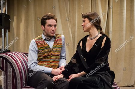 Editorial image of 'The Green Bay Tree' play at Jermyn Street Theatre, London, Britain - 26 Nov 2014