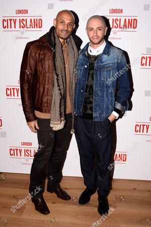 Daniel Porter Brown and Brian Friedman