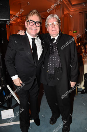 Sir Elton John and Alan Parker