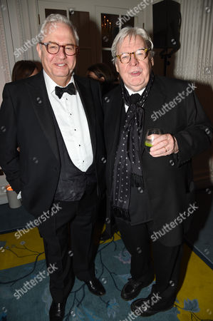 Guest and Sir Alan Parker