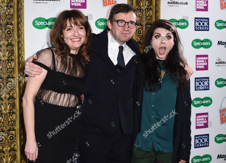 Editorial picture of Specsavers National Book Awards, The Foreign & Commonwealth Office, London, Britain - 26 Nov 2014