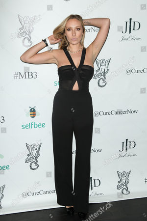 Editorial photo of Millenial Ball 3.0 To Benefit Gabrielle's Angel Foundation For Cancer Research, New York, America - 26 Nov 2014